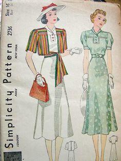 1930s chic