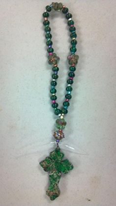 My Anglican prayer beads