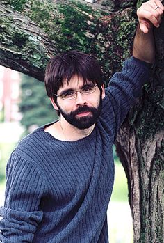 Joe Hill, son of Stephen King and a good writer, too.