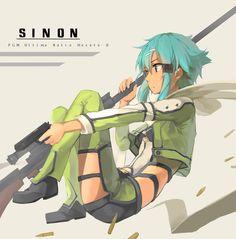Sinon | Sword Art Online