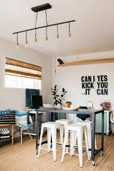 ... interior design practice. Though a small space, it complements the