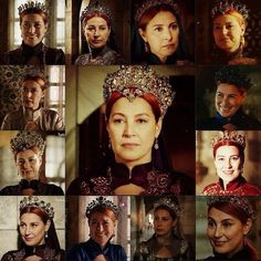 hurrem sultan crown
