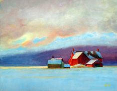 one of my favorite watercolor artists: Jeanne Dobie. Pipersville Preservation