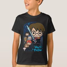 Cartoon Harry Potter Chamber of Secrets Graphic T-Shirt. Awesome Harry Potter toon characters for all the fans! Perfect for gifts and birthday parties. Harry Potter Cartoon, Cute Harry Potter, Funny Christmas Outfits, Funny Christmas Shirts, Christmas Clothes, Christmas Gifts, Harry Porter, Badminton T Shirts, Funny Kids Shirts