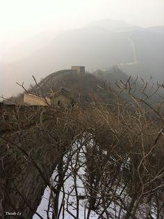 Muraille de Chine, février 2011.