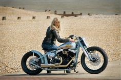 Shaw Speed & Custom ~ Crossbones Specail - Shaw Speed & Custom ~ England