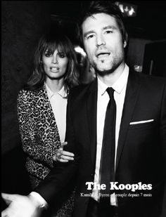 THE KOOPLES 2013 COUPLE & The Kooples, Photo Couple, Mood Boards, Editorial, Couples, Street Style, Hair, Shopping, Runway