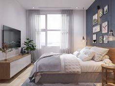 Modern Scandinavian Style Home Design For Young Families: 2 Examples Scandinavian Style Home, Scandinavian Bedroom, Home Design, Interior Design, Design Ideas, Design Inspiration, Closet Bedroom, Home Decor Bedroom, Bedroom Ideas