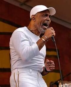 Frankie Beverly and Maze! The best traveling music ever! Please come back to Milwaukee!