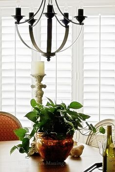 Dining Nook - Back Porch Musings