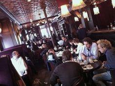 Sir Winston restaurant & bar, 5 rue Presbourg 75016 Paris