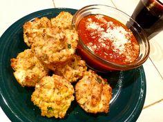 Vegan Pizza Lovers Rejoyce! Cauliflower Pizza Bites : Plant Based Recipes