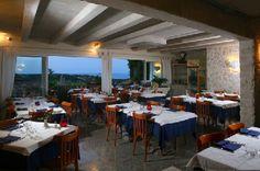 Spinnaker restaurant.  Porto Cervo Sardinia Italy