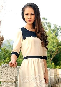 mujer asiática americano
