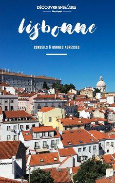 5 jours à Lisbonne Desktop Screenshot, Europe, City, Trips, Movie Posters, Portugal Trip, Tips, Travel, Viajes