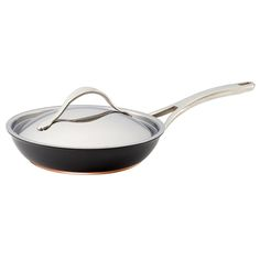 Image of 10-Inch Covered French Skillet, Gray