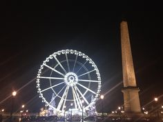 Night at Paris