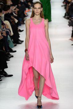 SEMPRE NA MODA: PINK DRESSES!