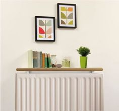 Shelves To Go Over Radiators Narrow And Thin Radiator Shelf For Displaying Shelves To Fit Over Radiators Decor, Radiator Shelf, Cool Shelves, Framed Wallpaper, Home, Best Radiators, Interior Furniture, Modern Bedroom, Home Decor
