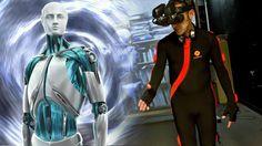 Mover un robot desde Barcelona a Londres, el futuro de la telecirugía