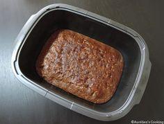 Brownie noix / coco dans ultra pro Tupperware http://aurelienscooking.blogspot.com/2015/10/le-brownie-noixcoco.html?spref=tw