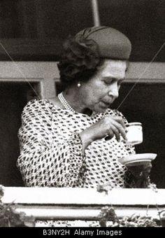 Queen Elizabeth II 1982