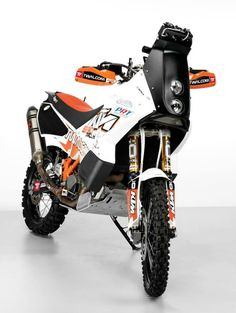 Ktm 990 Dakar