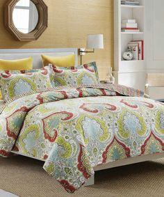 Duke Imports, Inc. Odessa Quilt & Sham Set | zulily
