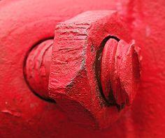 red bolt, via Flickr.