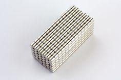 3x3 neodym magnete