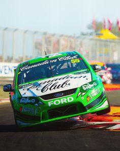 David Reynolds 2013 V8 Supercars
