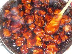 CHERi's Delicious Delectable Divine Recipes: Bourbon Chicken