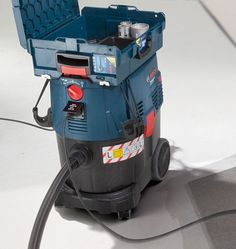 Bosch Click and Clean Dust Extractor with L-Boxx