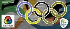 #ColorADD #colorblind #colors #colorforall #daltonismo #cores #acoréparatodos #accessibility #acessibilidade #innovation #inovação #jogosolímpicos #RIO2016 #jogosolímpicos2016