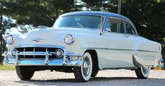 1953 Chevrolet 210 Club Coupe
