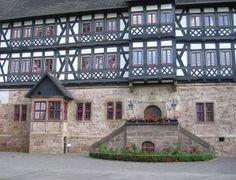Schloß #Ermschwerd-Witzenhausen, Deutschland