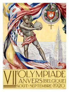 1920 Olimpiadas de Anveres