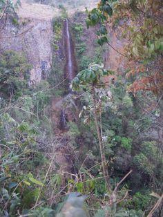 Cachoeira do Passa Cinco