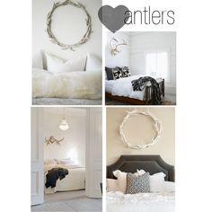 antlers | in the bedroom
