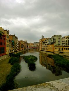 Girona, Spain  I stayed about a block away from here!