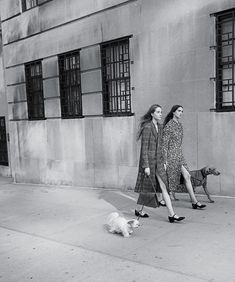 T Magazine, These Coats Are Made for Walking, Women's Fashion issue Aug 2014 photos: ben grieme style: jason rider