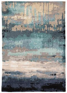 Jaipur Rugs Genesis Benna Blue Abstract Rug from the Modern Rug Masters collection at Modern Area Rugs Jaipur Rugs, Blue Palette, Modern Area Rugs, Hand Tufted Rugs, Carpet Colors, Carpet Design, Blue Abstract, Grey Carpet, Rugs On Carpet