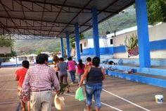 """Continuando con los trabajos del Programa """"Nuestra Comunidad, Nuestro Orgullo"""", el día de ayer se concluyeron las acciones de rehabilitación..."""