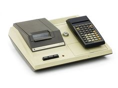 Texas Instruments  TI-59 Programmable Calculator, 1977. Had this, but never got the printer until MUCH later.