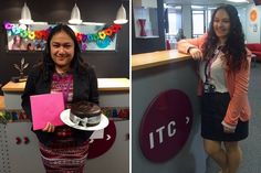 Introducing Aruna Crichton and Susanne Snow, our new two fantastic student services advisors based at the ITC City Campus. #ITCblog #students #studying #travel #tourism
