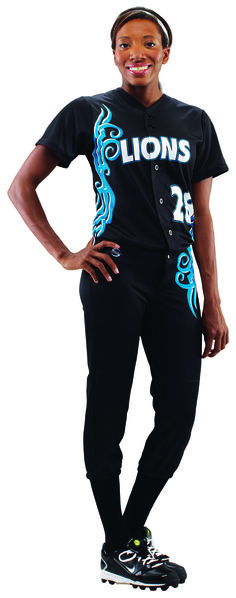 Tribal ProSphere fully sublimated full button down Softball jersey Softball Uniforms, Softball Jerseys, Team Uniforms, Wetsuit, Baseball Clothes, Swimwear, Button, Fashion, Scuba Wetsuit