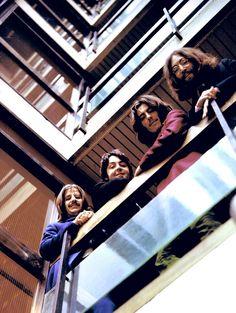 The Beatles by Angus McBean