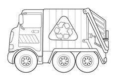Garbage Truck Coloring Page . 25 Unique Garbage Truck Coloring Page . New Preschool Truck Coloring Sheets – Cleanty Firetruck Coloring Page, Monster Truck Coloring Pages, Train Coloring Pages, Unicorn Coloring Pages, Online Coloring Pages, Free Coloring Sheets, Coloring Pages For Boys, Coloring Pages To Print, Free Printable Coloring Pages
