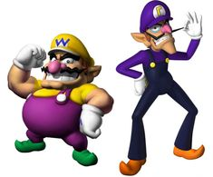 """Wario's name is actually based on the Japanese word for """"bad,"""" which is """"warui,"""" and is a shortened version of """"Warui Mario."""" The same goes for Waluigi, which is an Americanized version of """"Waruigi."""" 
