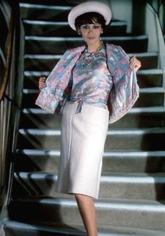 Circa 1964 - Chanel suit Ottavia colour